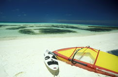 ASIA INDIAN OCEAN MALDIVES SURFING Stock Photography