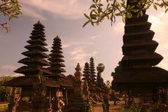 ASIA INDONESIA BALI MENGLAN PURA TAMAN AYUN TEMPLE Stock Images