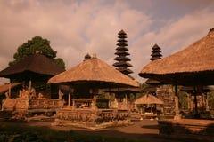 ASIA INDONESIA BALI MENGLAN PURA TAMAN AYUN TEMPLE Royalty Free Stock Photography