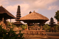 ASIA INDONESIA BALI MENGLAN PURA TAMAN AYUN TEMPLE Stock Photo