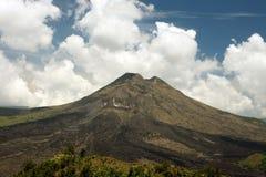 ASIA INDONESIA BALI MT BATUR VOLCANO LANDSCAPE Stock Photo