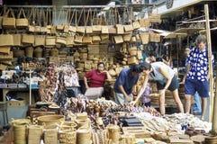 ASIA INDONESIA BALI UBUD MARKET Royalty Free Stock Image