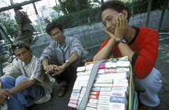 ASIA INDONESIA JAKARTA Fotos de archivo