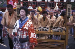 ASIA JAPÓN TOKIO Fotos de archivo libres de regalías