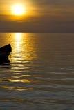 Asia   the  kho phangan bay isle sunset sun Stock Photography