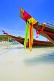 asia   the  kho tao bay isle white  beach    china sea anchor Royalty Free Stock Image