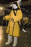asia konwenci cosplay gry Zdjęcia Royalty Free