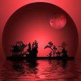 asia krajobraz Zdjęcie Royalty Free