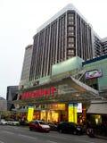 Asia Kuala Lumpur Malaysia, Fahrenheit Hotel Stock Image