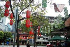 Asia Kuala Lumpur Malaysia, Jalan Alor Royalty Free Stock Images
