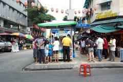Asia Kuala Lumpur Malaysia, Jalan Alor Stock Images