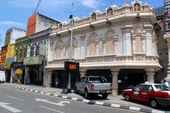 Asia Kuala Lumpur Petaling Street Stock Photography