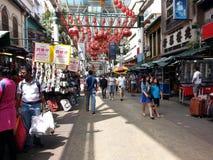 Asia Kuala Lumpur, Petaling Street Stock Photo