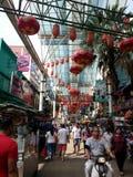 Asia Kuala Lumpur - Petaling Street Stock Photography