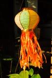Asia lantern Royalty Free Stock Photo