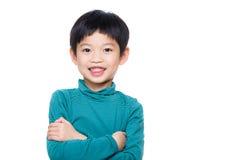 Asia little boy Stock Image