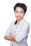 Asia man Royalty Free Stock Photo
