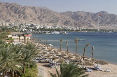 ASIA MIDDLE EAST JORDAN AQABA Royalty Free Stock Photography
