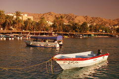 ASIA MIDDLE EAST JORDAN AQABA Royalty Free Stock Images