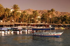 ASIA MIDDLE EAST JORDAN AQABA Stock Photography