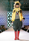 asia mody kobiety modela przedstawienie Fotografia Royalty Free