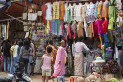 ASIA MYANMAR BAGAN SHOPS Royalty Free Stock Image