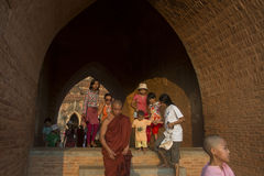 ASIA MYANMAR BAGAN TEMPLE THAT BYIN NYU Stock Photography