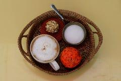 ASIA MYANMAR CAFE Royalty Free Stock Image