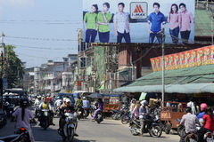 ASIA MYANMAR MYEIK CITY Stock Photography