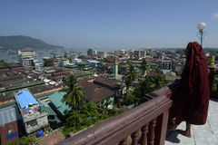 ASIA MYANMAR MYEIK CITY Stock Photography