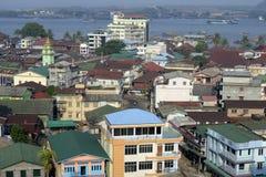 ASIA MYANMAR MYEIK CITY Royalty Free Stock Photography
