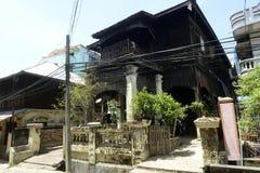ASIA MYANMAR MYEIK COLONIAL ARCHITECTURE Stock Image
