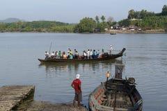 ASIA MYANMAR MYEIK LANDSCAPE Stock Photo