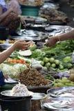 ASIA MYANMAR MYEIK MARKET Royalty Free Stock Images