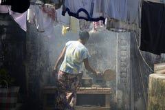 ASIA MYANMAR MYEIK PEOPLE Royalty Free Stock Photos