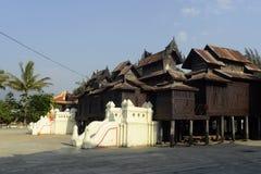 ASIA MYANMAR NYAUNGSHWE PAGODA Royalty Free Stock Photos