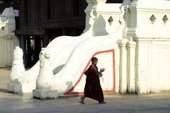 ASIA MYANMAR NYAUNGSHWE PAGODA Stock Photography