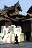 ASIA MYANMAR NYAUNGSHWE PAGODA Royalty Free Stock Image