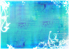 asia ramstil Royaltyfri Fotografi
