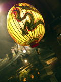 Asia religious lantern Stock Photography