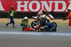 Asia Road Racing Championship 2015 Royalty Free Stock Photos