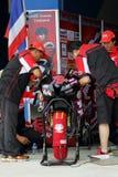 Asia Road Racing Championship 2015 Stock Image