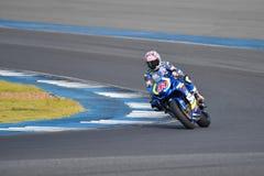 Asia Road Racing Championship 2016 Round 6 at Chang International Racing Circuit, Buriram Thailand. stock photography