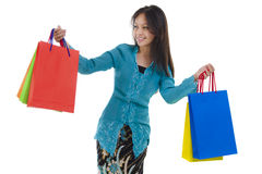 Asia shopping paradise Royalty Free Stock Photography