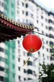 ASIA SINGAPORE CHINA TOWN. A traditional chinese lamp in china town in the city of Singapore in Southeastasia royalty free stock photo