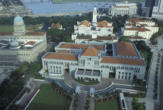 ASIA SINGAPORE OLD PARLIMENT HOUSE Stock Image