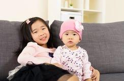 Asia sisterhood Stock Photography