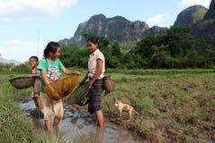 ASIA SOUTHEASTASIA LAOS KHAMMUAN REGION Stock Photos