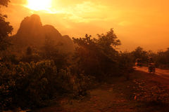 ASIA SOUTHEASTASIA LAOS KHAMMUAN REGION Stock Image