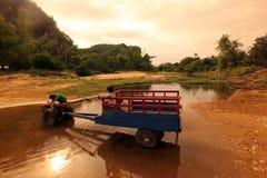 ASIA SOUTHEASTASIA LAOS KHAMMUAN REGION Stock Photo